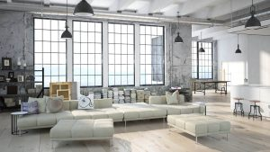 Come arredare un loft in stile industriale